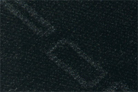 Porsche Stoff Porsche Script schwarz