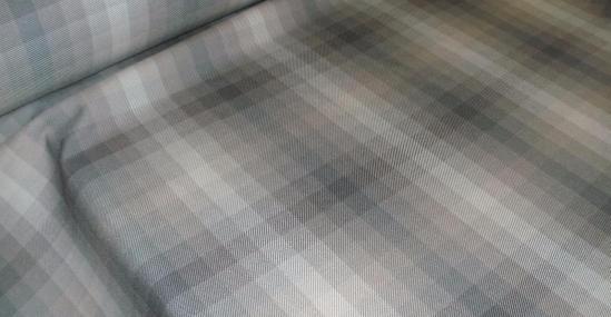 Porsche Stoff Multicolor classicgrau Porsche fabric studio cloth classic grey